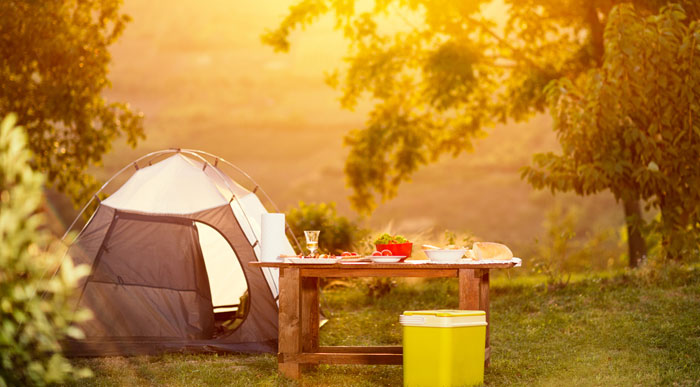 Camping-Food (Shutterstock, Lucky Business)