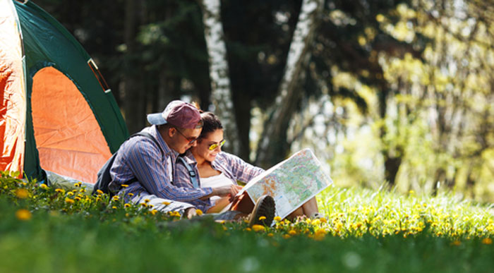 Spring-camping (Shutterstock, Solis Images)