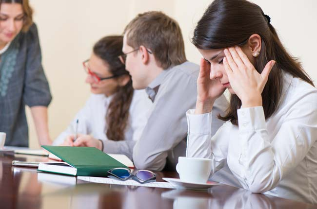 Stress-header
