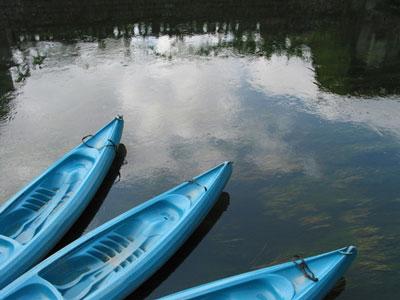 Canoe Hire (Shutterstock, KN)