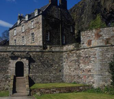 Dumbarton Castle - Feature