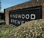 sign for ringwood brewery
