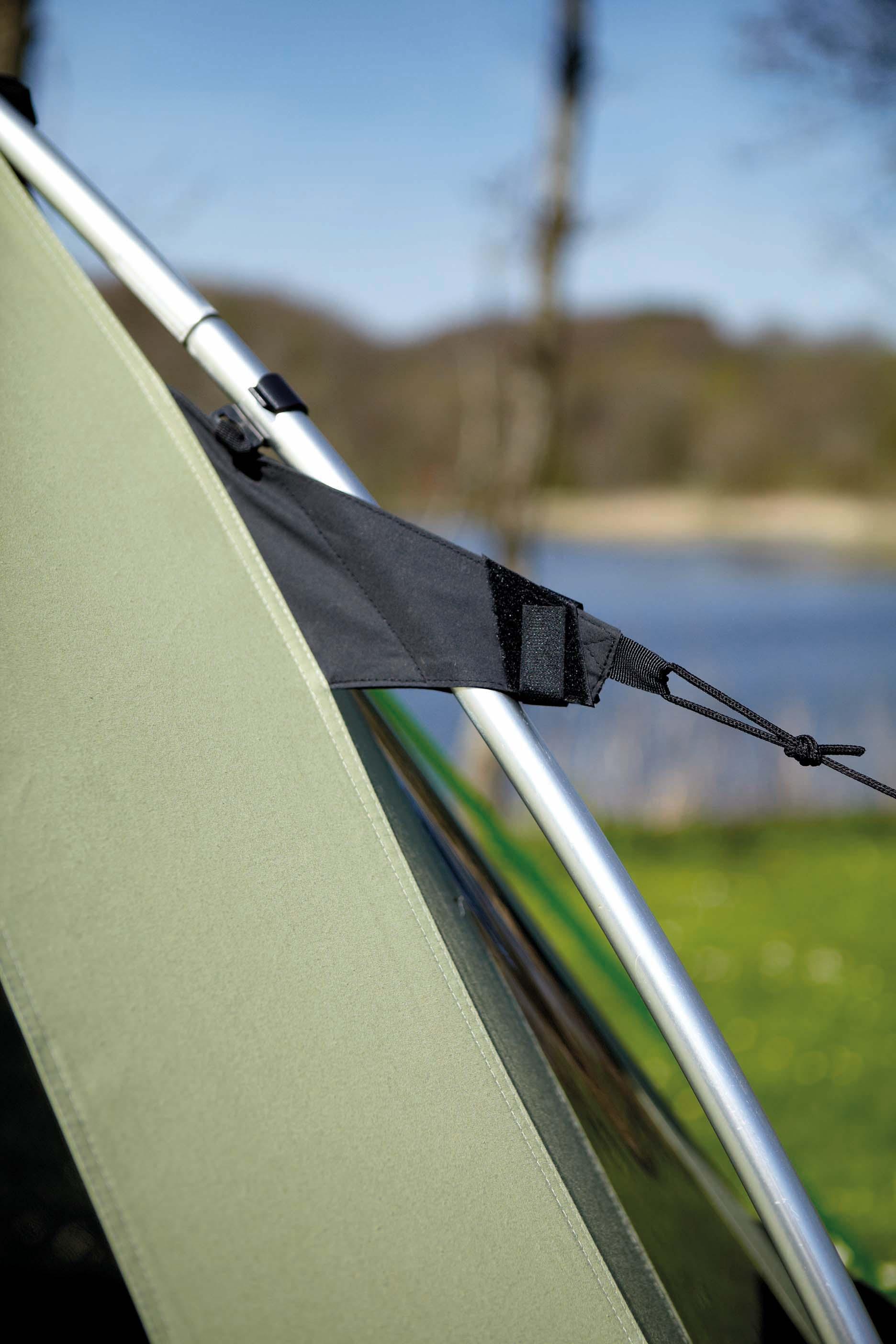 Aluminium Alloy Tent Poles & Guide to tent poles