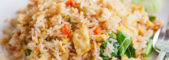 Fried rice (Shutterstock, Foto2rich)