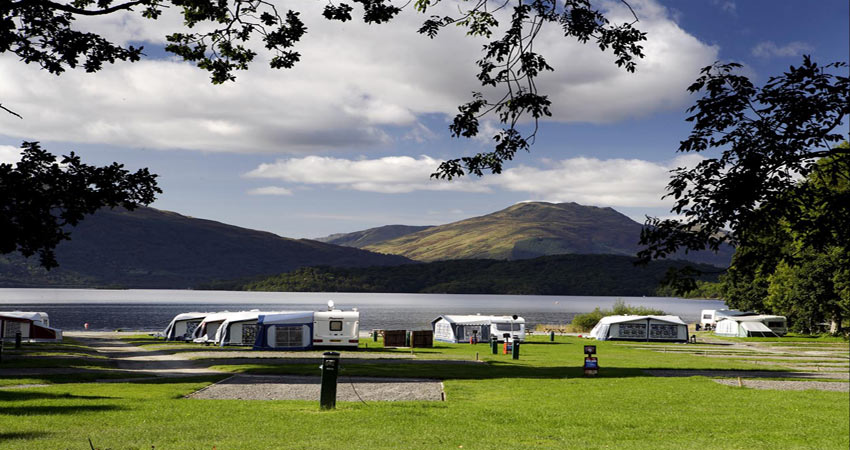 Cashel C&site Loch Lomond : tent pitches in scotland - memphite.com
