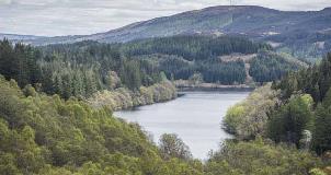 Nearby-Loch-Katrine