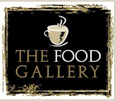 The Food Gallery Cafe Logo